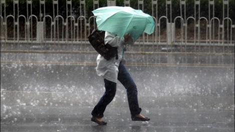 Prognoza meteo de schimbă radical! ANM anunță ploi torențiale în jumătate din țară