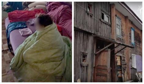 O fetiță care a fost răpită ca Alexandra Măceșanu și Luiza Melencu, găsită, în Rusia! Atenție, imagini tulburătoare! Foto