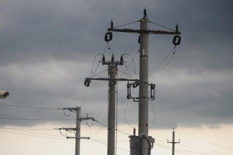 Alimentarea cu energie electrică va fi întreruptă temporar, luni, în Bucureşti şi în judeţele Ilfov şi Giurgiu