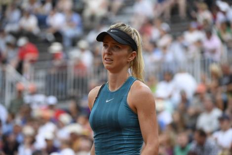Elina Svitolina a câştigat turneul de la Monterrey
