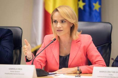 """Gabriela Firea, măsuri de urgență în București, împotriva răspândirii coronavirusului! """"Nu ne e teamă de nico critică"""""""