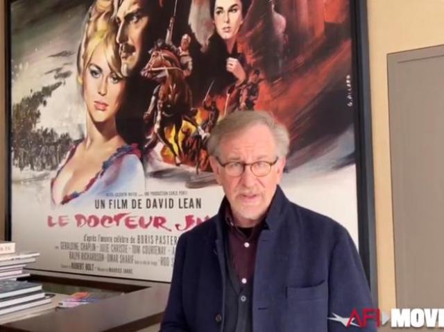 """Steven Spielberg a lansat un program cinematografic al American Film Institute cu """"Vrăjitorul din Oz"""""""