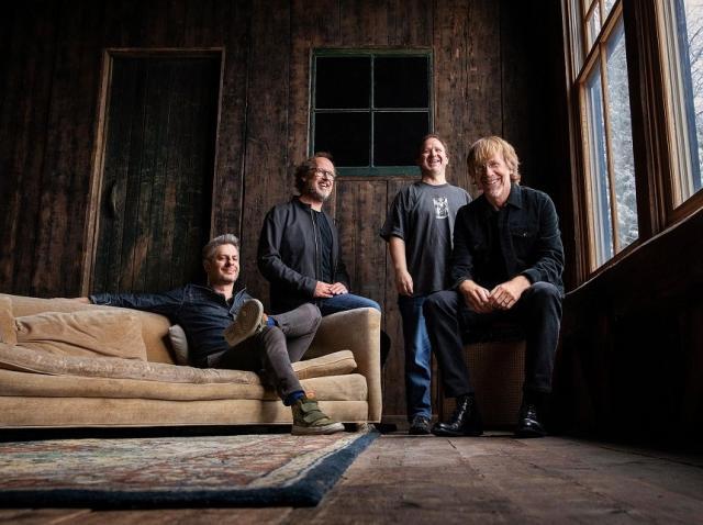 Trupa americană Phish lansează al 14-lea album de studio
