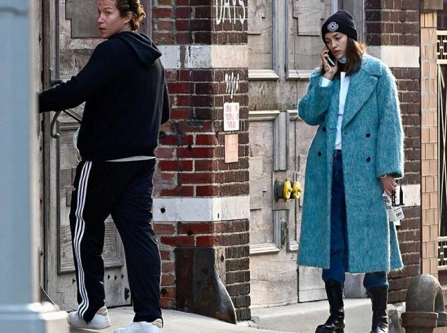 Modelul Irina Shayk are o relaţie cu Vito Schnabel, colecţionar de artă şi fost iubit al lui Heidi Klum şi Demi Moore
