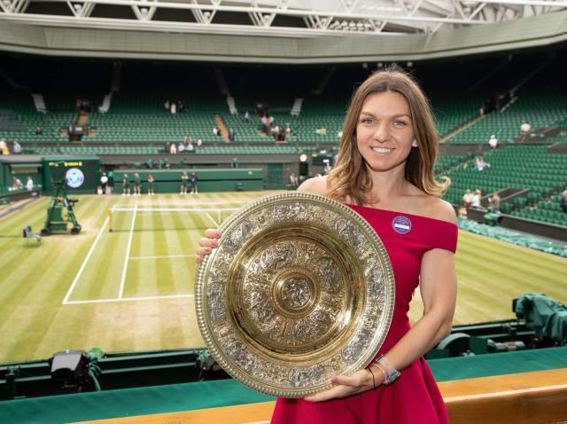 Simona Halep, reacție după ce a fost anulat Wimbledon, din cauza noului coronavirus