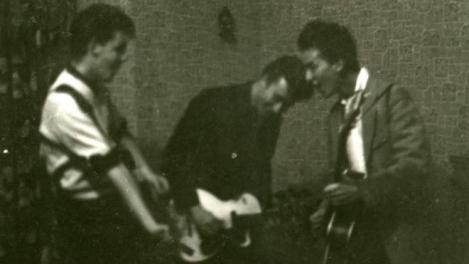 Jumătate de secol de la destrămarea The Beatles - O fotografie cu Paul McCartney, John Lennon şi George Harrison, dezvăluită