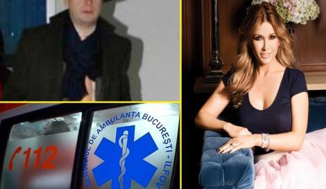 Un milionar român şi-a înjunghiat partenera în mașină! Femeia e în stare critică și a fost operată de urgență