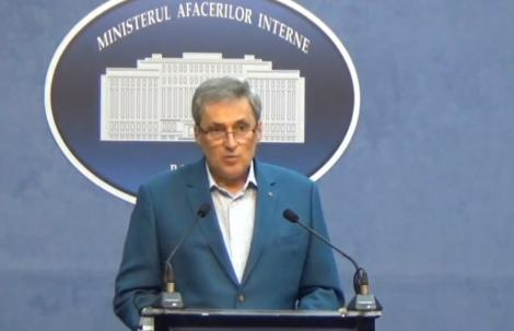 Ministrul de Interne, Marcel Vela, a anunţat că săptămâna viitoare ar putea fi emisă o nouă Ordonanţă militară