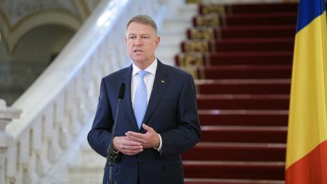 """Preşedintele Iohannis, mesaj pentru români """"Puterea credinţei noastre ne uneşte sufleteşte"""""""