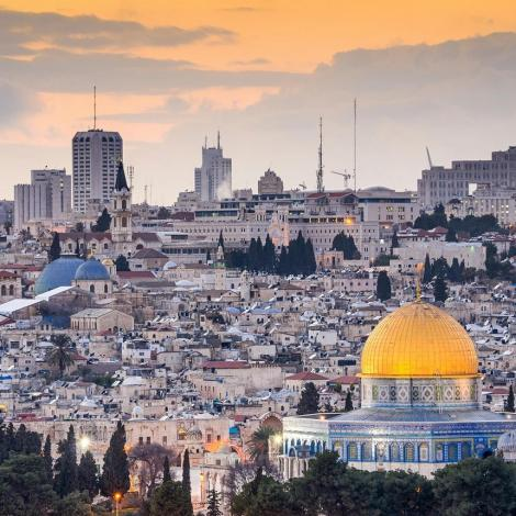 Israelul a blocat accesul în zone din Ierusalim locuite de evrei ortodocşi, pentru a ţine sub control răspândirea coronavirusului din cartierele învecinate