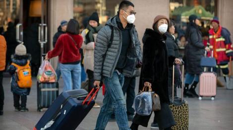 Covid-19 - China a raportat cele mai multe cazuri zilnice din ultimele cinci săptămâni