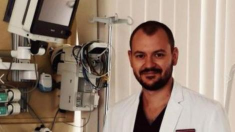 """Medic militar detașat la Suceava, infectat cu COVID-19. Bărbatul descria, în urmă cu câteva zile, infernul de la Terapie Intensivă: """"Este o imagine înspăimântătoare!"""""""