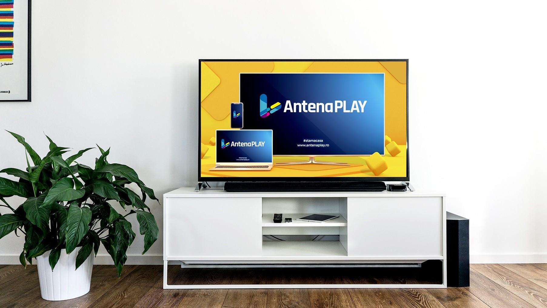 AntenaPlay le oferã utilizatorilor, gratuit, cea mai mare porţie de divertisment
