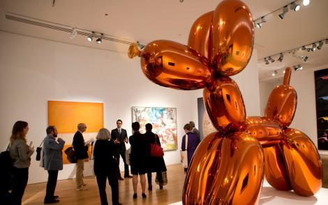 Cum arată și cât au costat cele mai scumpe lucrări de artă contemporană ale unor artiști în viață? Ziua Mondială a Artei