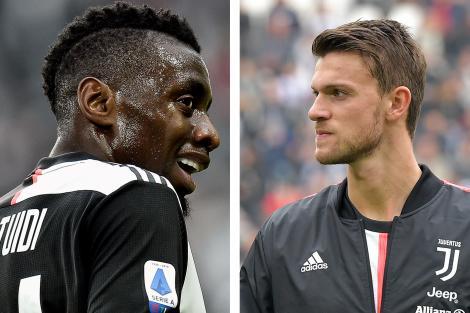 Juventus anunţă că Daniele Rugani şi Blaise Matuidi s-au vindecat de coronavirus