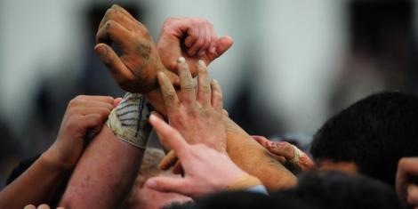 Federaţia Neo-zeelandeză de Rugby: Acord pentru îngheţarea a 50 la sută din veniturile jucătorilor până la finalul anului