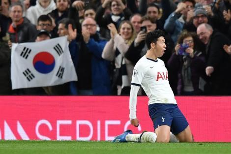 Son Heung-Min (Tottenham) va începe pregătirea militară în Coreea de Sud