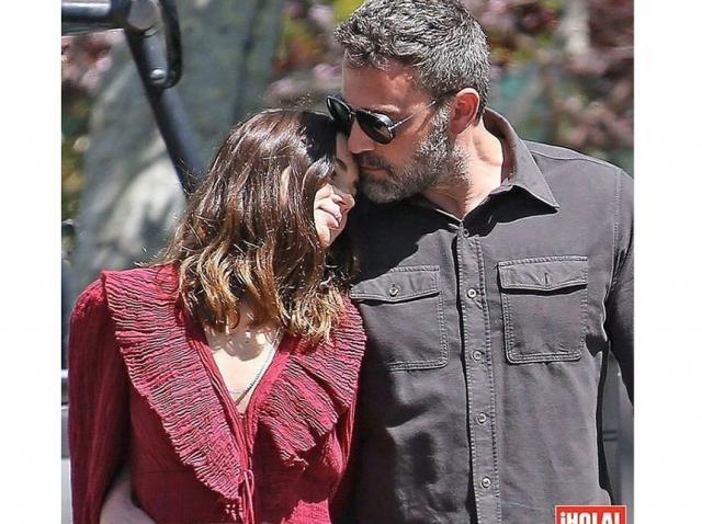 Actorii Ben Affleck şi Ana de Armas, un nou cuplu la Hollywood