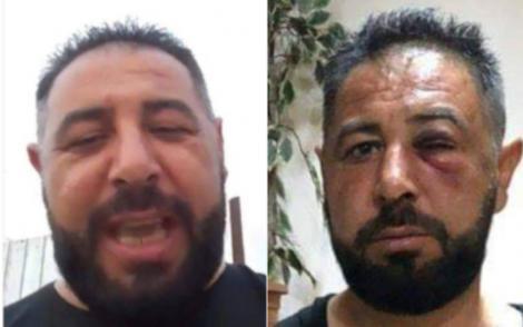 """Spartacus, bărbatul care a declanșat scandalul din Rahova, din seara de Paște, le-a cerut iertare polițiștilor pe Facebook: """"Ami pare rău!"""""""