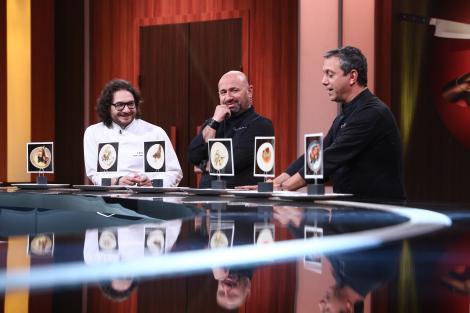 Pe 29 și 30 aprilie, la Antena 1, Chefi la cuțite vine cu o ediție specială - Titani la cuțite