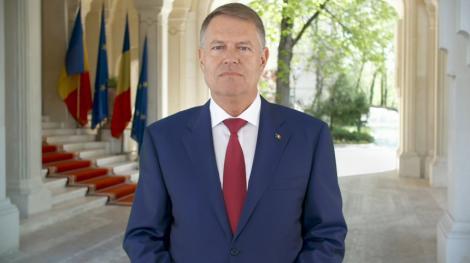 Klaus Iohannis, declarații de ultimă oră: Relaxarea măsurilor, din 15 mai - VIDEO