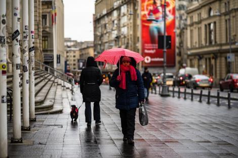Se întorc ploile în România! În ce zone se vor rupe norii, în următoarele zile