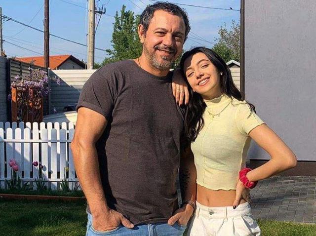 """Cât e de frumoasă! Chef Sorin Bontea, cele mai noi imagini cu fiica sa: """"Miruna, susținătorul meu nr 1!"""""""