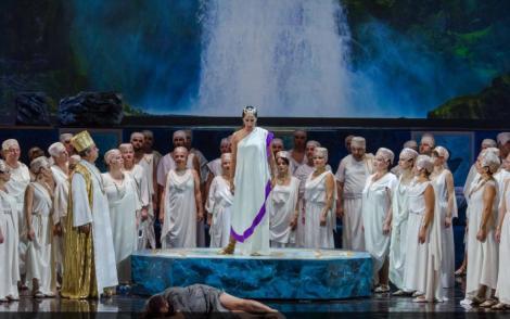"""Spectacolele """"Samson şi Dalila"""" şi """"Corsarul"""", în programul Seri de Operă Online de săptămâna aceasta"""