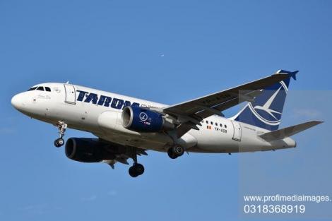 TAROM, Blue Air, Wizz Air și Ryanair reiau zborurile începând cu luna mai