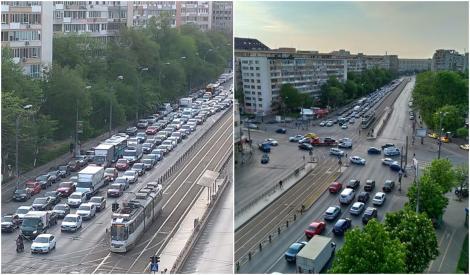 Da, vezi bine! Așa arată străzile din București, miercuri, 29 aprilie. Este încă stare de urgență în toată România! Ce ne așteaptă după 15 mai