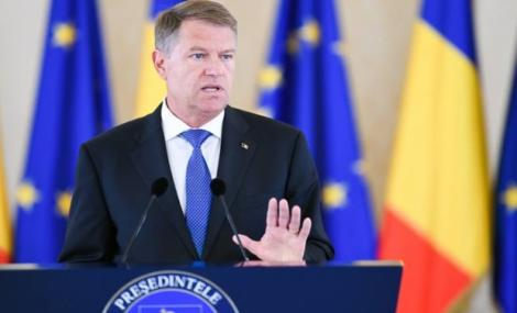 Klaus Iohannis, apel către Diaspora: Nu veniți anul acesta acasă de Sărbători!