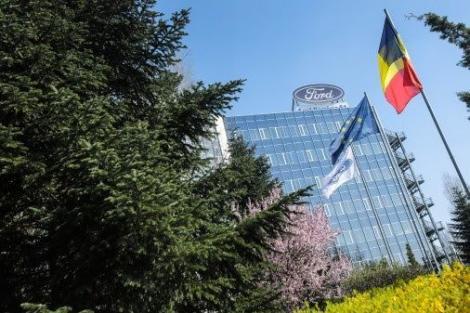 Suspendarea producţiei fabricilor Ford la nivel european se prelungeşte până cel puţin la data de 4 mai