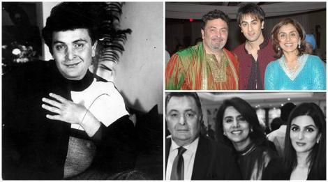 Doliu la Bollywood. Rishi, fiul lui Raj Kapoor, a murit. Actorul fusese diagnosticat cu leucemie în urmă cu doi ani