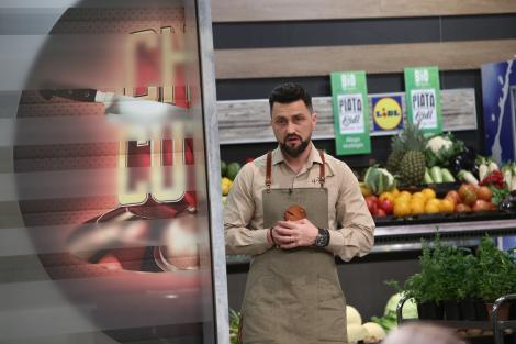 Chiar și cei mai buni bucătari din România au avut emoții la Titani la cuțite! Rețetele pregătite au fost adevărate capodopere culinare