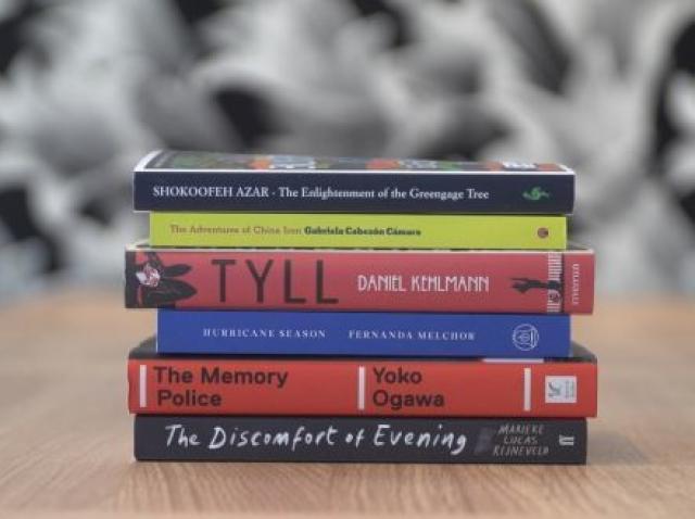 Romane traduse din spaniolă, germană, olandeză, farsi şi japoneză, pe lista scurtă pentru premiul Booker International