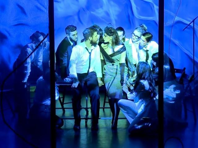 Spectacole după Lorca şi Ionesco, în programul online al UNATC