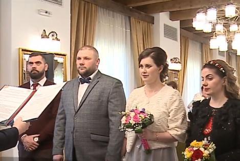 Decizie radicală într-un oraș din România. Gata cu nunțile! După Florii, nu se mai oficiază căsătorii