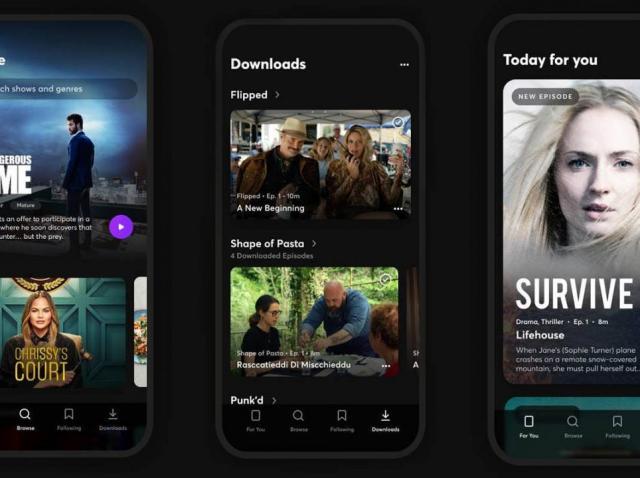 Quibi încearcă să fie un fel de Netflix cu episoade scurte, doar pentru dispozitive mobile