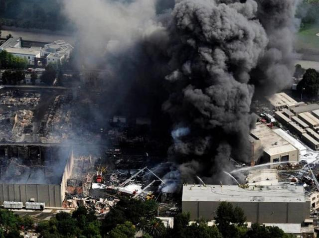 Procesul intentat Universal Music în urma incendiului din 2008, în care au fost distruse mii de înregistrări, a fost clasat