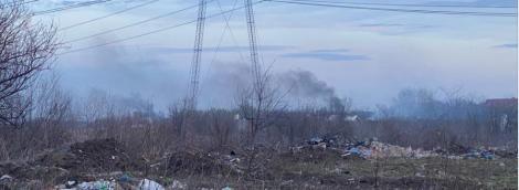 Locuitorii din zona de nord a Capitalei, dar şi cei din sectorul 6 reclamă că aerul este irespirabil