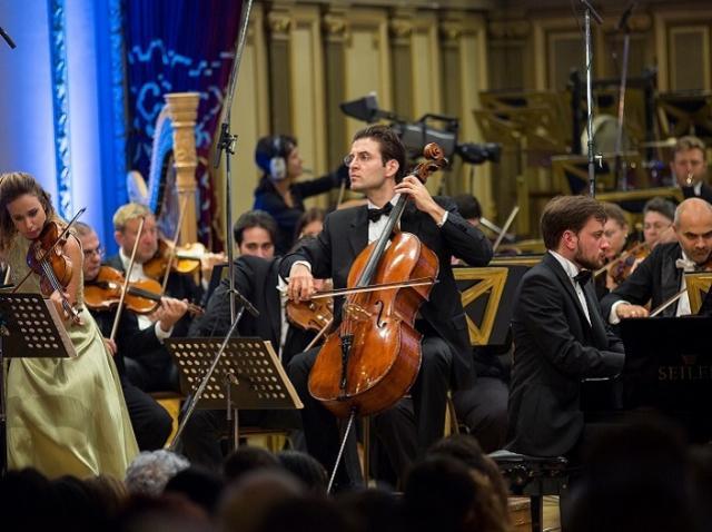 """Un nou premiu, la Concursul Internaţional """"George Enescu"""""""