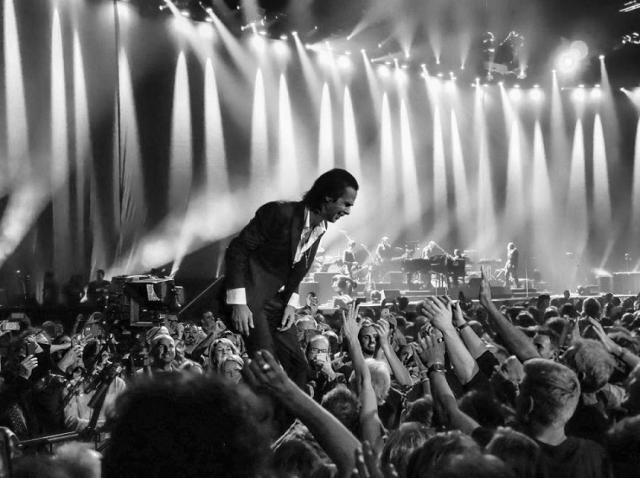 """Nick Cave & The Bad Seeds au mutat în 2021 turneul european pentru promovarea albumului """"Ghosteen"""""""