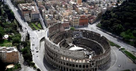 Cutremur de magnitudinea 3,3, resimţit la Roma