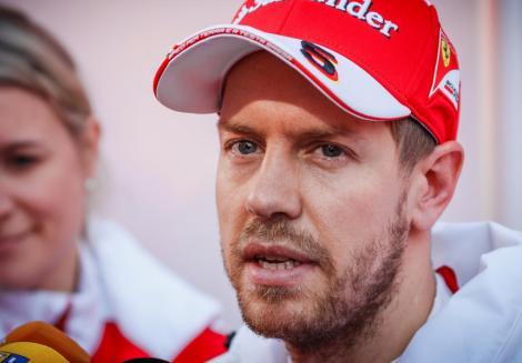 Sebastian Vettel va pleca de la Ferrari la finalul anului