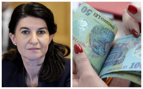 """Șomajul tehnic, prelungit! Cine îl va mai primi, după 1 iunie! Violeta Alexandru, despre cei care nu l-au luat, pe martie: """"Să facă urgent acest lucru!"""""""