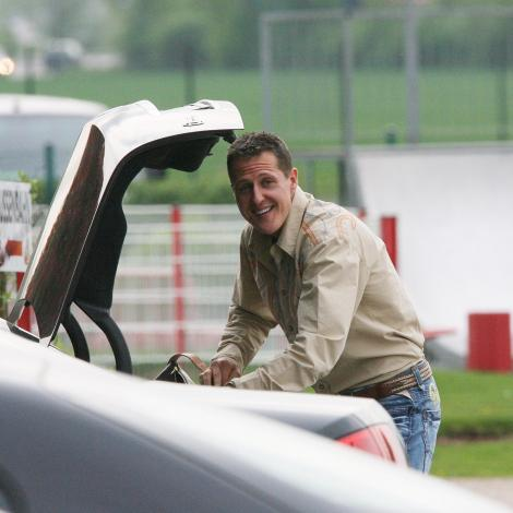 """Michael Schumacher, prima """"victorie"""" după accidentul grav care l-a lăsat paralizat în 2013. A intrat în istoria Formulei 1"""