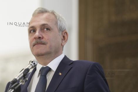 Cererea prin care Liviu Dragnea a reclamat că este ţinut în detenţie în mod ilegal, retrimisă la Tribunalul Bucureşti