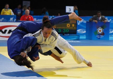 Sportivi din loturile olimpice de judo, în cantonament, din 18 mai, la Izvorani