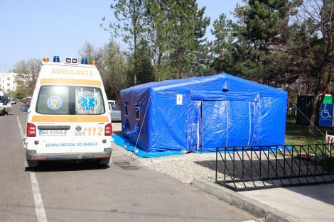 Un medic de pe Secţia ORL a Spitalului Judeţean Buzău, confirmat cu coronavirus; autorităţile au demarat testarea personalului şi a pacienţilor