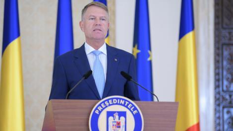 """Klaus Iohannis, avertisment dur către români: """"Ne îndreptăm spre un scenariu în care vom avea noi focare"""""""